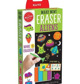 Klutz Make Mini Eraser Alien
