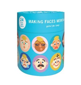 Manhattan Toy Making Faces Memory Game