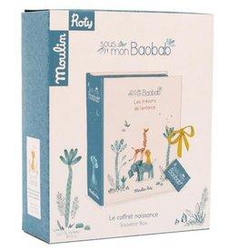 Moulin Roty Mon Baobab Baby Souvenir Box