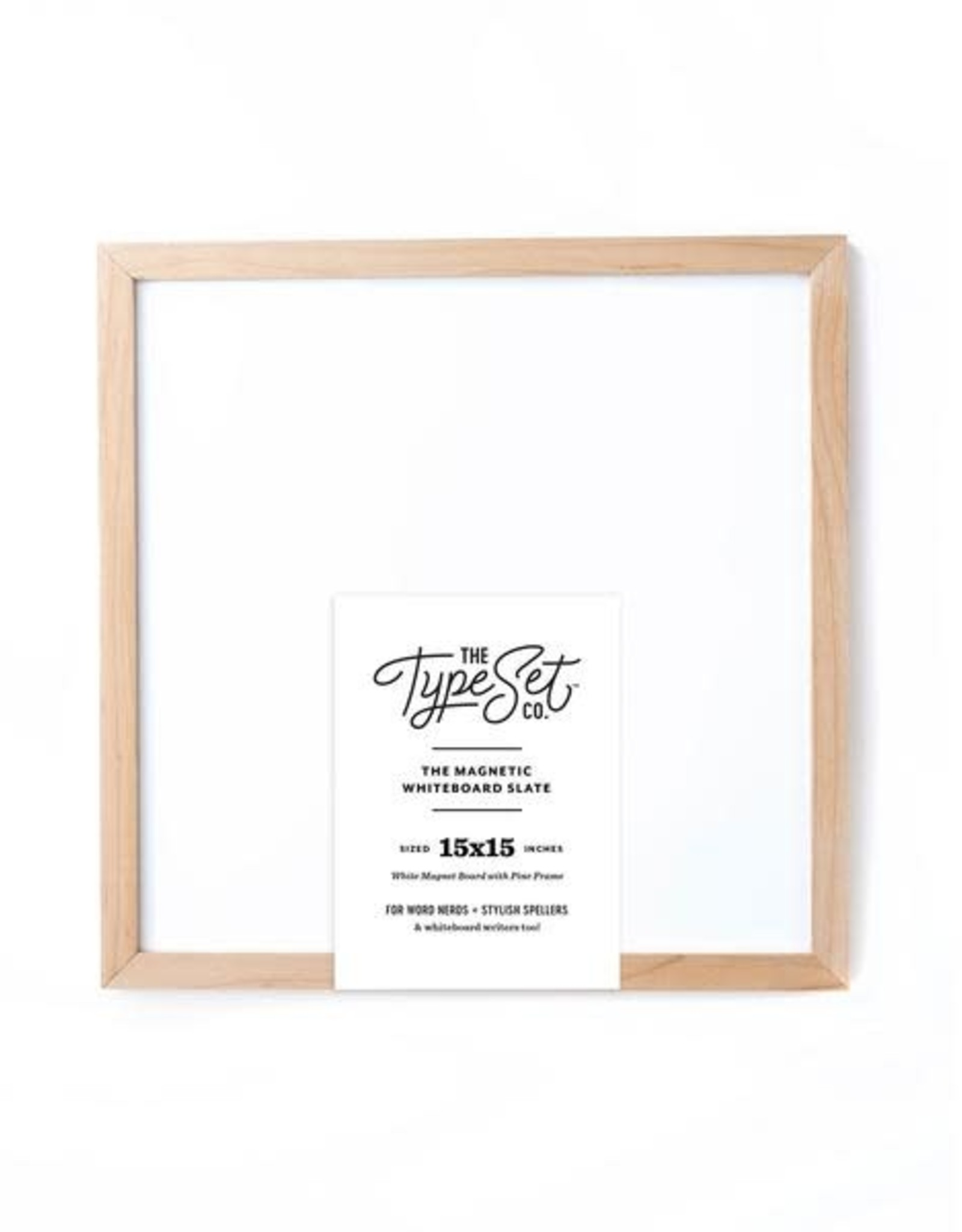 The Type Set Whiteboard