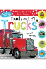 Scholastic Noisy Touch and Lift Trucks
