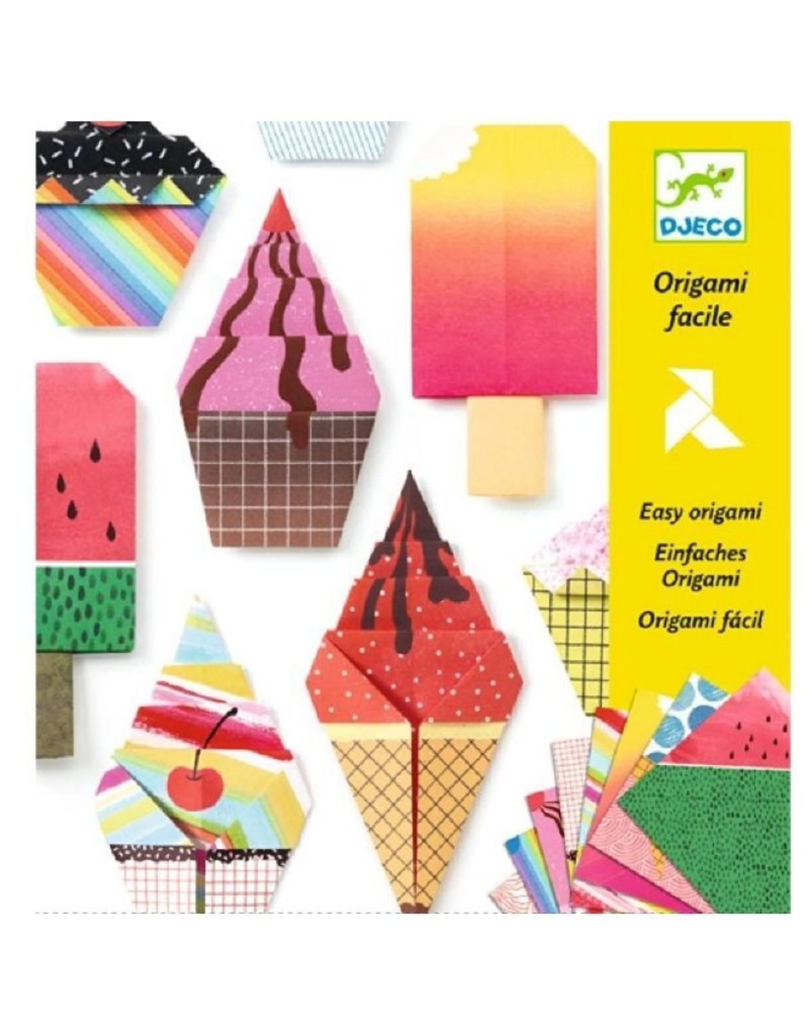Origami Sweet Treats