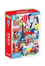 Paris Mini Puzzle