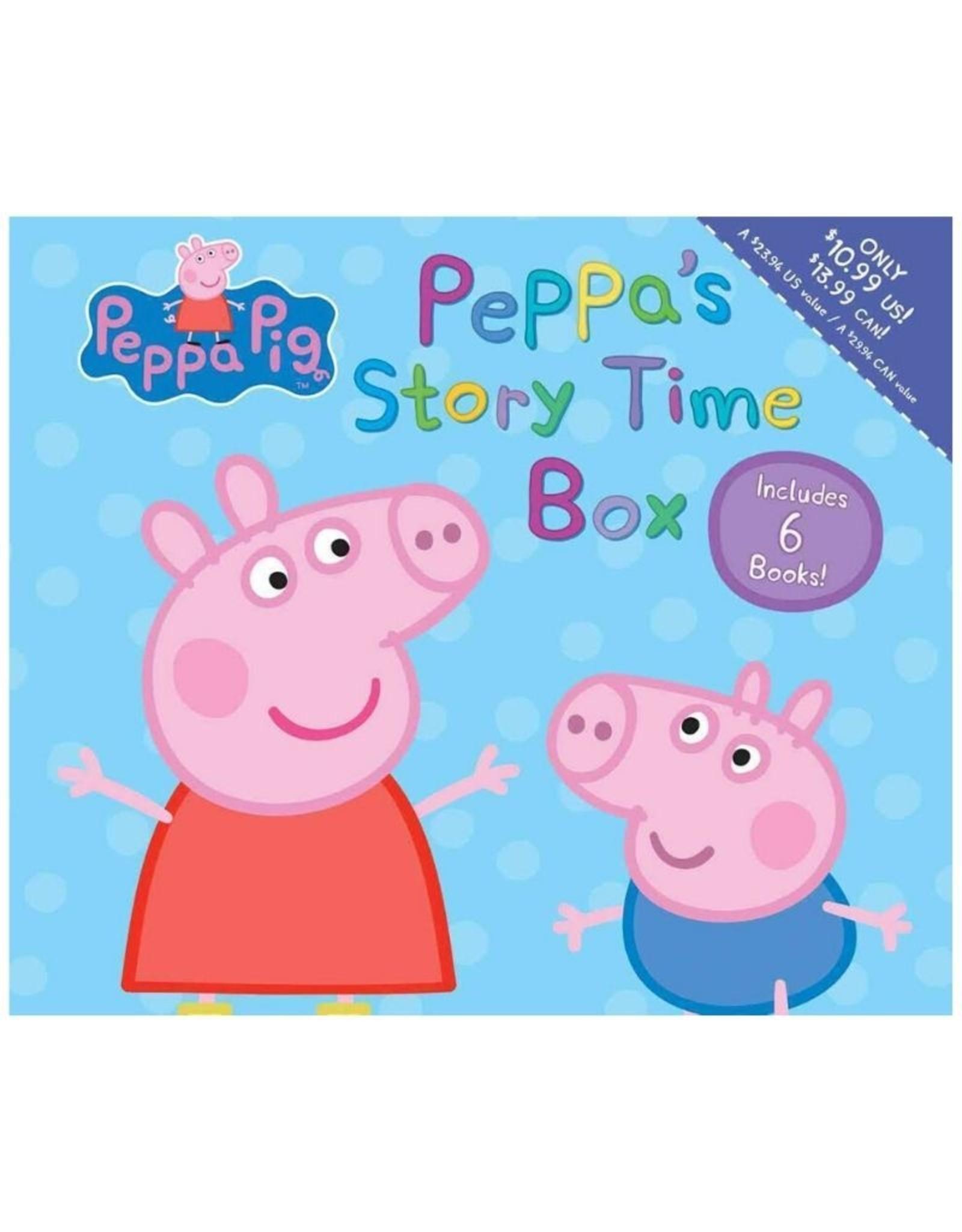 Peppa Pig Story Time Box