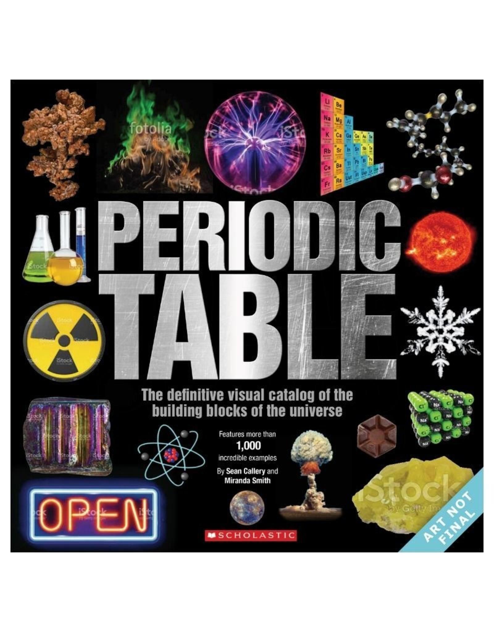 Scholastic Periodic Table