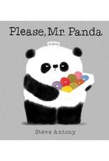 Scholastic Please Mr Panda