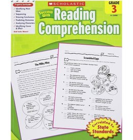 Scholastic School Success Reading Comp Grade 3