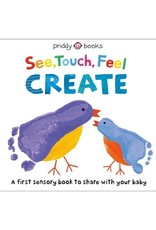 See Touch Feel Create