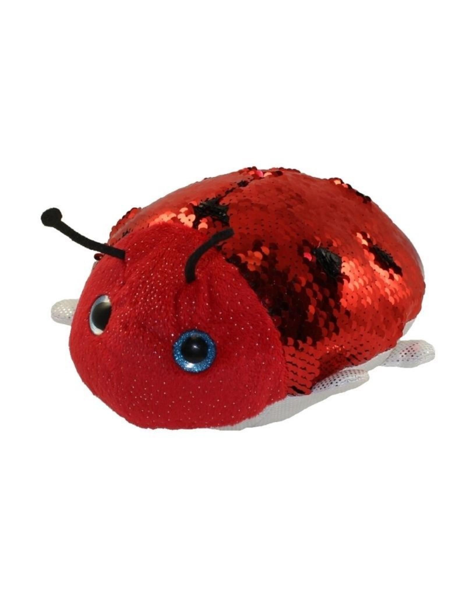 Sequin Ladybug