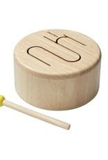 Plan Toys Solid Drum Natural