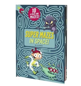 Super Mazes in Space