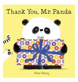 Scholastic Thank You Mr Panda