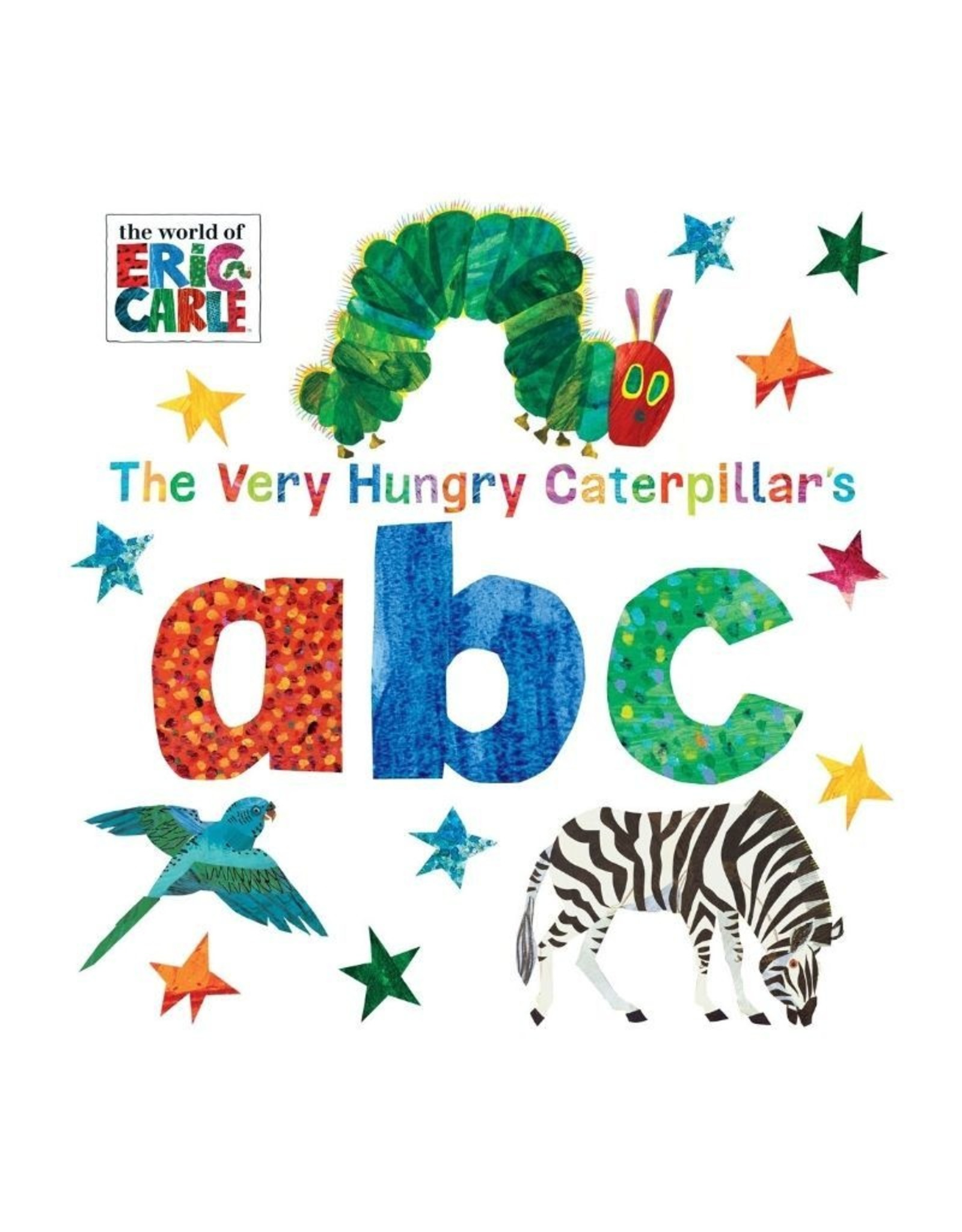The Very Hungry Caterpillar ABC