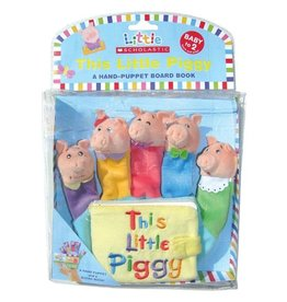 Scholastic This Little Piggy Hand Puppet Book