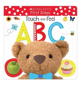 Scholastic Touch and Feel ABC