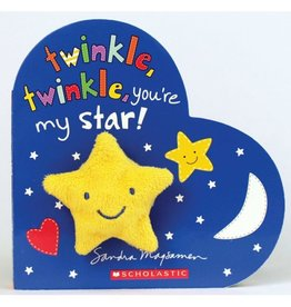 Scholastic Twinkle, Twinkle, You're My Star