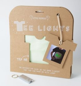 Little Mashers Tee Light Glow Up Speech