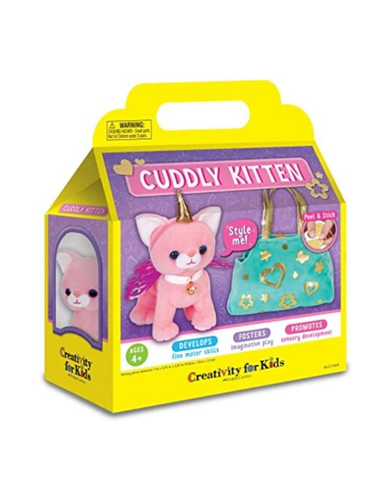 Faber-Castell Cuddly kitten