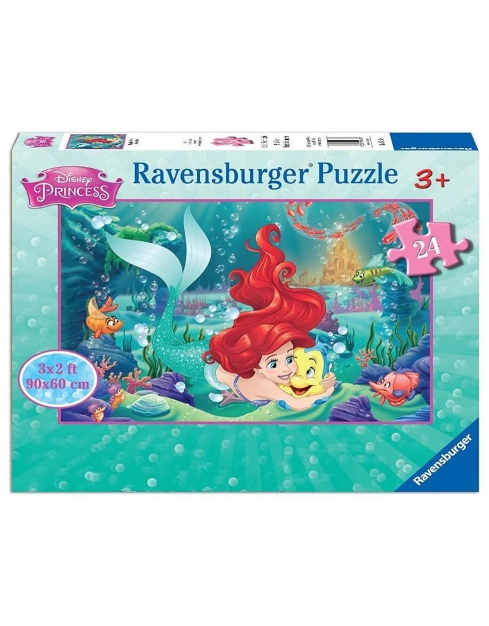 Ravensburger 05468 Hugging Arielle 2