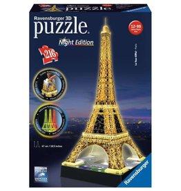 Ravensburger 12579 Eiffel Tower Night Edition