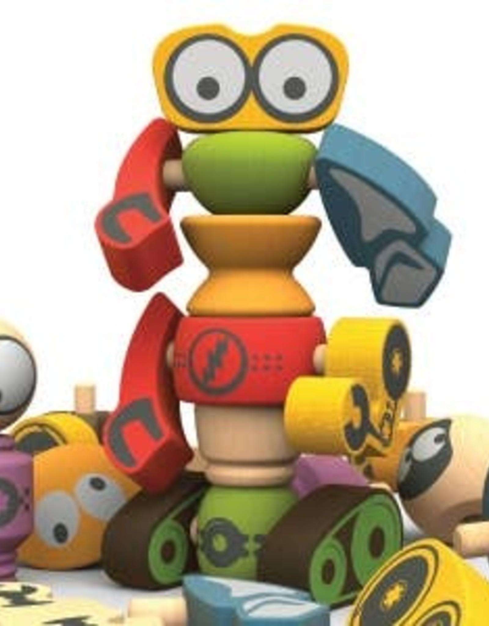 Begin Again Tinker Totter Robots