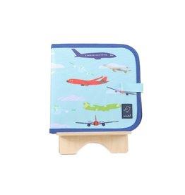 Jaq Jaq Bird Chalkbook Aeroplane