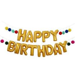 Meri Meri Happy Birthday Balloon Garland Kit