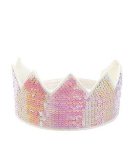 Meri Meri Iridescent Sequin Party Crown