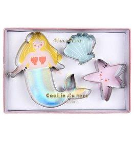 Meri Meri Mermaid Cookie Cutters