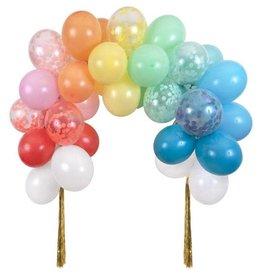Meri Meri Rainbow Balloon Arch Kit