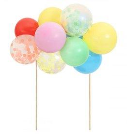 Meri Meri Rainbow Balloon Cake Topper Kit