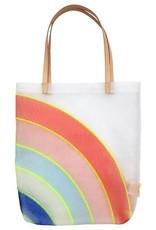 Meri Meri Rainbow Mesh Tote Bag