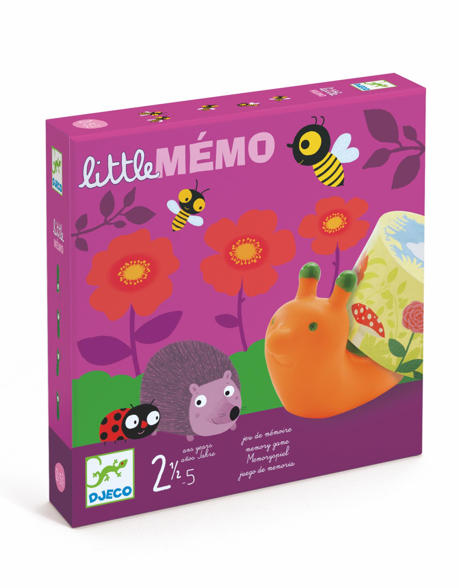 Little Game Little Memo