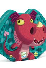 Djeco Silhouette Edmond the Dragon