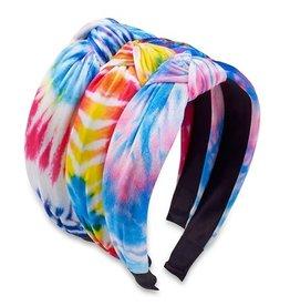 Top Trenz Tie Dye Knot Headband