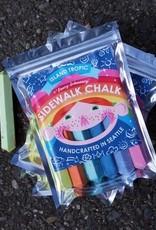 Frankenlabs Island Tropic Handcrafted Sidewalk Chalk