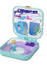 Mattel Polly Pocket Frosty Fairytale