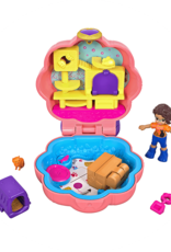 Mattel Polly Pocket Purrfect Playhouse