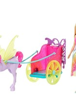 Mattel Barbie Dreamtopia Princess, Pegasus and Chariot