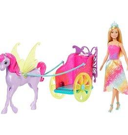 Mattel Barbie Dreamtopia Princess, Pegasus and Chariot