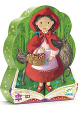 Djeco Silhouette Red Riding Hood