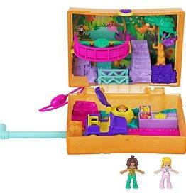 Mattel Polly Pocket Jungle Safari
