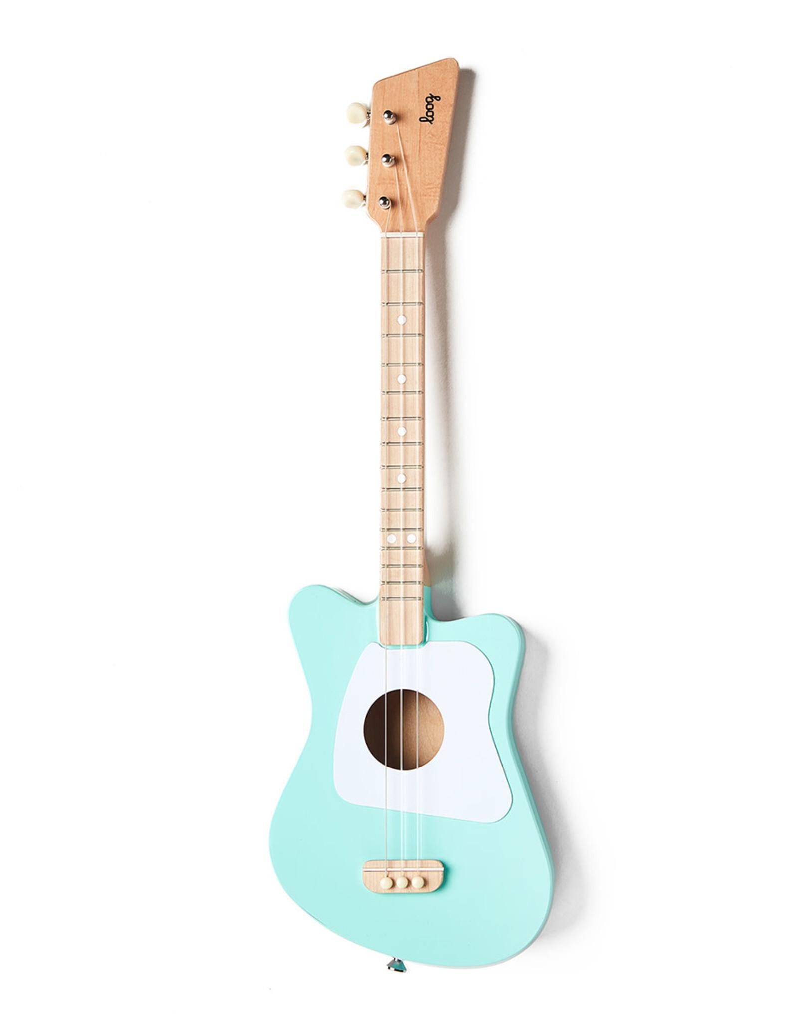 Loog Loog Mini Green Guitar