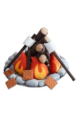 Asweets Camp Out Camp Fire S'mores