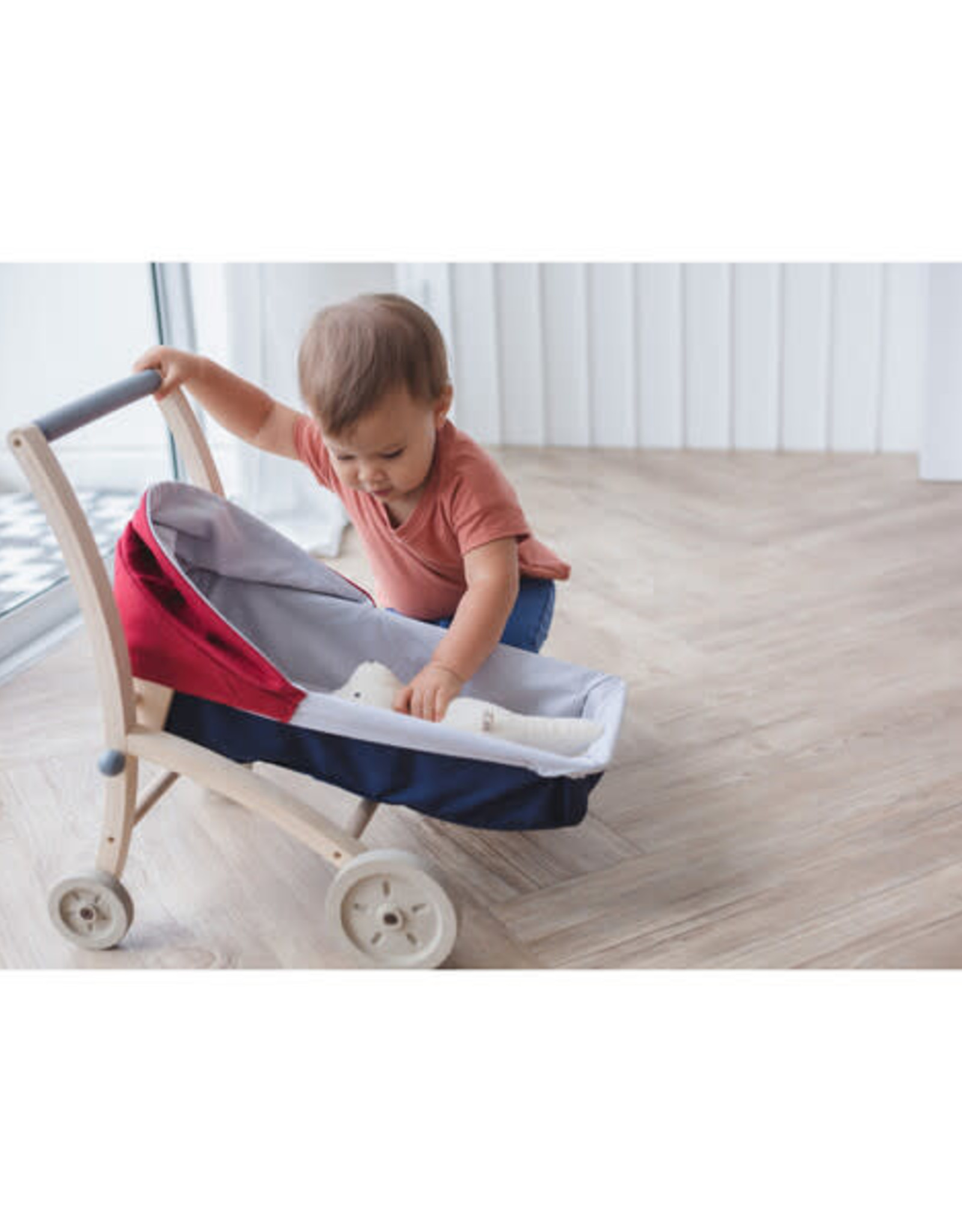 Plan Toys Doll Stroller