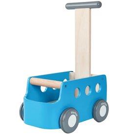 Plan Toys Van Walker Blue