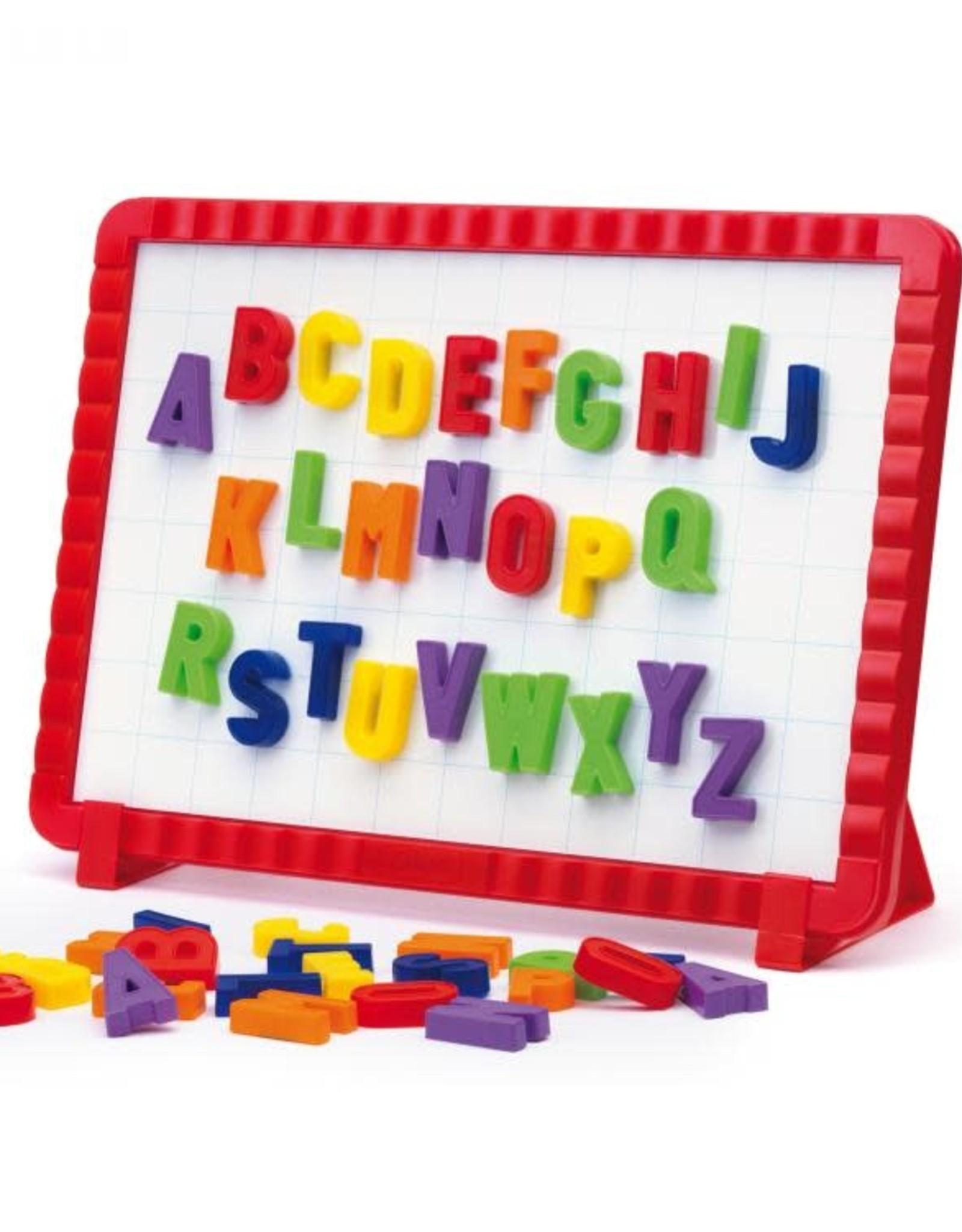 Quercetti Magnetic Board Letters