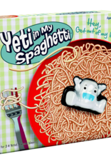 PlayMonster Yeti in my Spaghetti