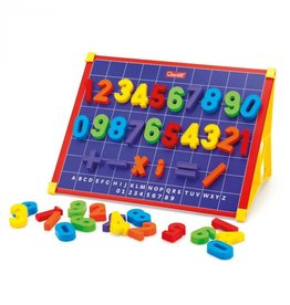 Quercetti Magnetic Board Numbers