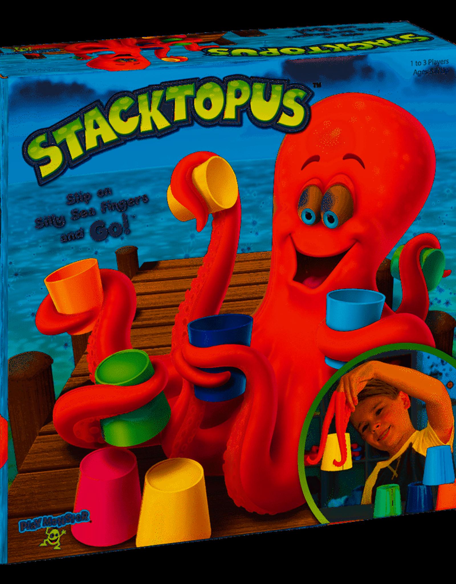 PlayMonster Stacktopus